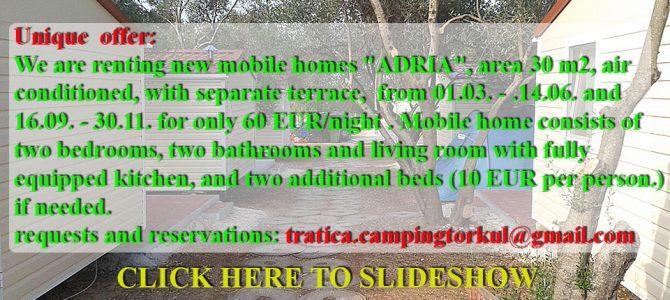 Mobil otthonok