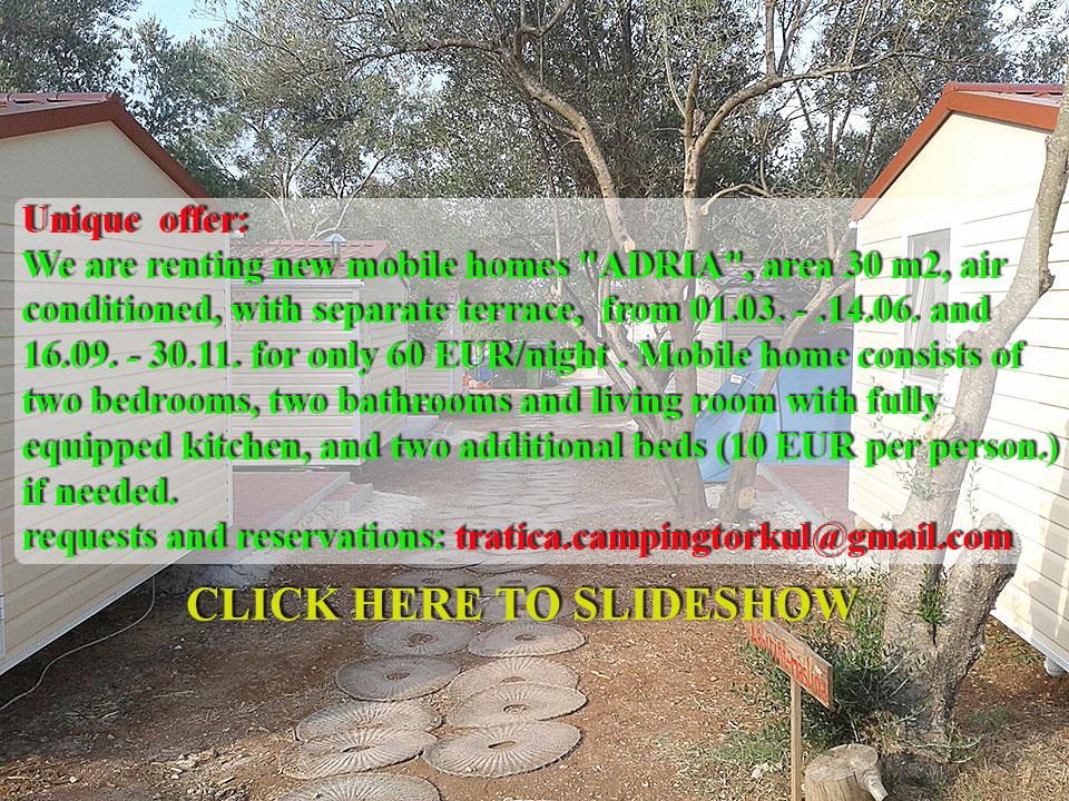 Mobilních domů